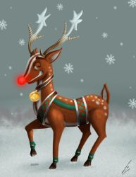Rudolph by Lal0-90