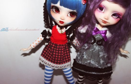 Pullips Please by Charlieishnesss