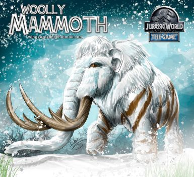 Mammoth by wingzerox86