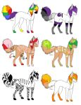 Scenewolf Adoptables ~OPEN~ by dr--thunder