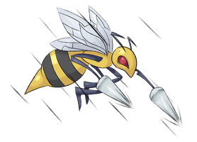 Beedrill by apple-123