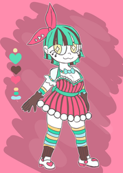 Cordial the Magical Girl! by PsychoticShou