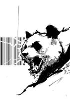 Angry Panda by CoolSurface