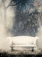 Frozen chair V premade BG by StarsColdNight