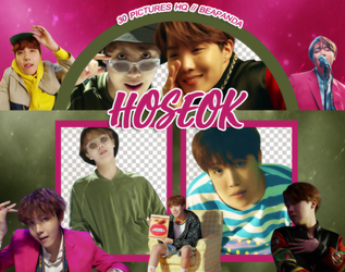 Pack Png 929 // J-Hope (Daydream) (BTS) by BEAPANDA
