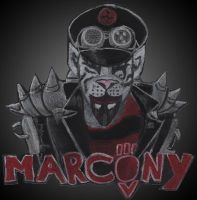 Con Badge - Marcony by marcony