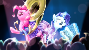 Pony Polka Party by GiantMosquito