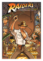 Raiders of the Lost Ark [cinemarium] by ivewhiz
