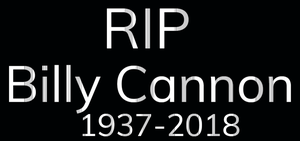 RIP Billy Cannon 1937-2018 by EarWaxKid