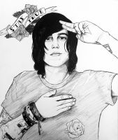 Kellin Quinn - Stay True by I-Draw-Bands
