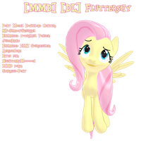 [MMD] [DL] Fluttershy by Sparkiss-Pony