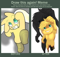 Draw it again! - Jump by Heise-kun
