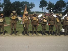 WW1 re enactors by FFDP-Neko