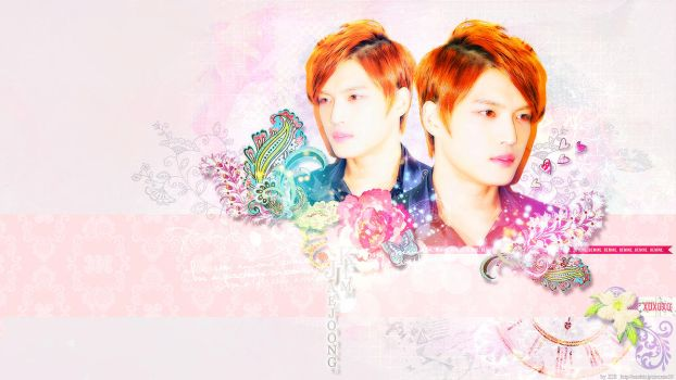 Jaejoong Wall - Spring will come by ZirMaze