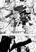Neji's Sacrifice by shyguy225