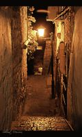 Old City At Night 3 by ShlomitMessica