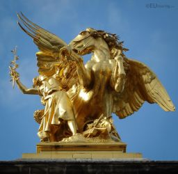 Pegasus and Fame by EUtouring