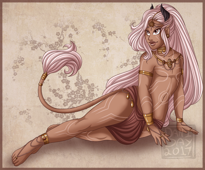 Aulis Pin Up by FlantsyFlan