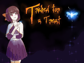GAME: Tricked for a Treat by cubehero