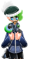 .:Jacksepticeye:. {Line-less art} [+Sticker] by BonnieTheBunny8479