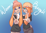 SquidKids by GossArt1323