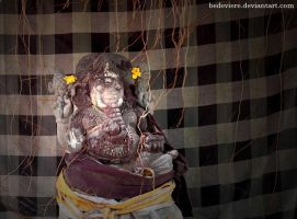 Ganesha by bedeviere