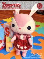 Zoofties :: Bunny for Zoe 01 by Nestery
