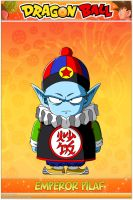 Dragon Ball - Emperor Pilaf by DBCProject