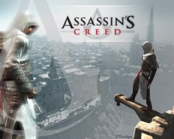Assasin's creed by JDesign06