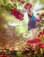 Craving for Berries by Capricuario