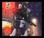 Patlabor 2 OST 05 - Unnatural City I by StrictlyMecha
