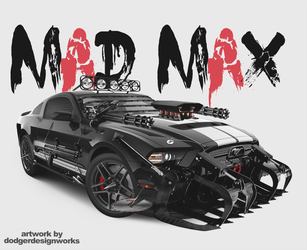 Mad Max by MonsterGrafix