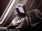 Darths Vader and Sideous by SatyQ