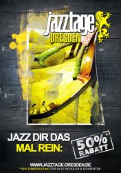 Jazztage - Event-advert by CreatiX86