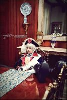 APH: Kingdom of Prussia by yinami