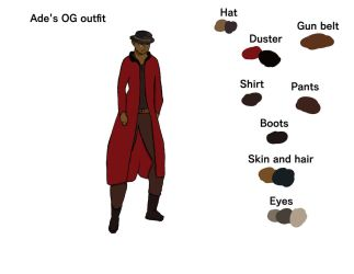 Ade Og Outfit Ref by TheCipherNine