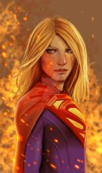 Neb Supergirl by pagandevil