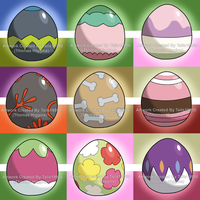 Alolan Pokemon Eggs - Part 3