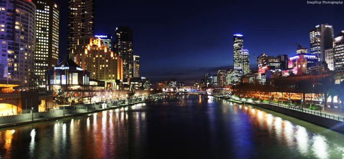 Melbourne City by iraqiguy