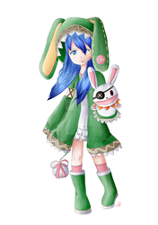Yoshino by PinkieArtz