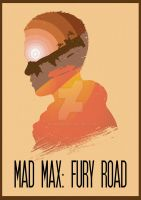 The Many Faces of Cinema: Mad Max, Fury Road by Hyung86