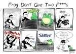 Beeswhacks 39-Frog Don't Give Two F***s by InYuJi