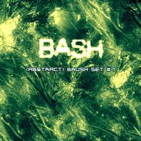 Bash -- Abstract Brush Set_7 by B-a-s-h