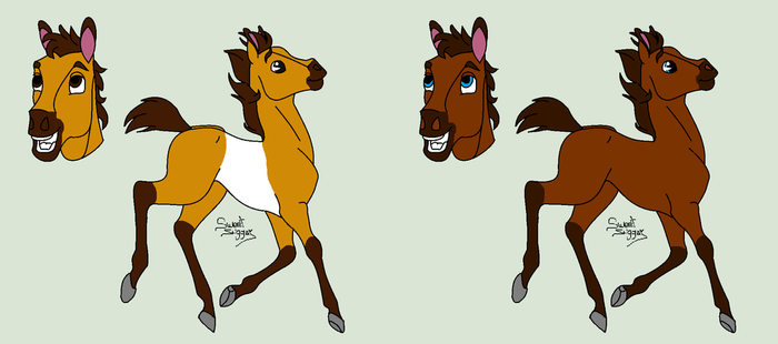 Foal Predictions |Requested| by Secretariat1024