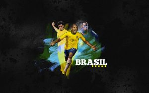 Wallpaper Brasil by helenamilena