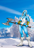 Frost Giant by Dr-Destruction