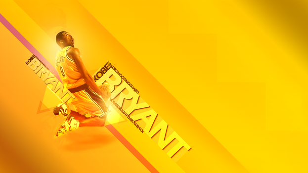 :Kobe Bryant Wallpaper: by dynamiK-farr