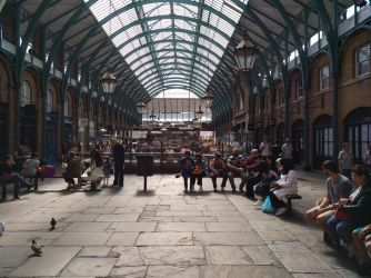 Covent Garden by Mittelfranke