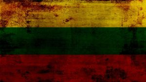 Grunge Lithuania Flag by K567