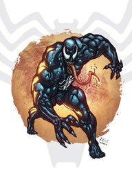 Venom by AlonsoEspinoza